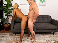 Brock & Chris: Bareback