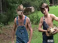 Johnny Rapid And Chris Bines