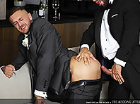 PRE-WEDDING JITTERS