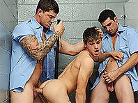 Prison Gay Porn Abuse